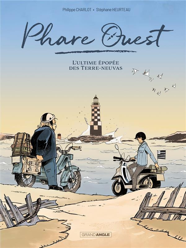 PHARE OUEST - HISTOIRE COMPLETE CHARLOT/HEURTEAU BAMBOO